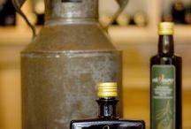 Aceite de Oliva Virgen Extra Oliduero / Proyecto innovador de Grupo Matarromera que evalúa la adaptación del cultivo del olivo a las condiciones climáticas de CyL. Con las aceitunas recogidas (picual, arbequina y arbosana) se elabora el AOVE Oliduero