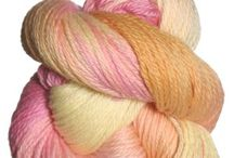 Yarn inspiration / by Lindsay Streem
