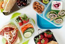 lunch box repas