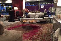 Enviroments with Sartori rugs