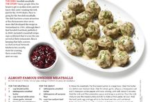 Swedish meatball recipes