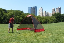 Places we love / golf courses and practice nets