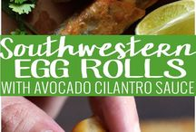 Egg Rolls and Wraps