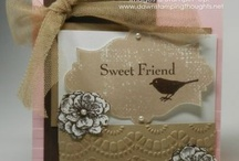 Stampin Up Everything Eleanor / by Deborah Newman