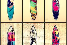 Surf Art / From Photography to Paintings and Sculptures to Canvas Prints, we want to share and inspire surfing through art and design...  Available for sale at http://bluerapture.eu
