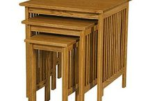 Classic Home Decor / Traditional Collection of Amish-built furniture and decor.