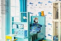 Color boys room