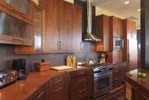 Kitchen Cabinets / by Karl E