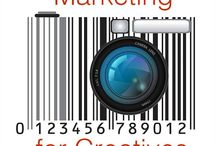 Marketing for Photographers / Marketing skills shown through infographics and other images.