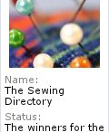Sewing definitions and info