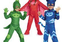 heroes en pijama disfraz