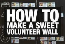 Volunteers / by Sarah Palys