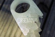 Obsidiana / El trabajo artesanal de la obsidiana es un oficio que data de hace cientos de años, concretamente desde la época prehispánica como un trabajo altamente especializado.