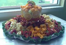 catering ideas / by Eva Lopez