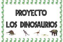 Proyecto los Dinosaurios Mila