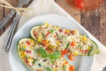 Healthy recipes - lunch and dinner