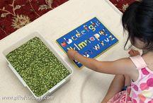 Alfabet aktiviteter