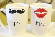 fun gifts for the Mr & Mrs