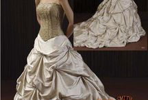 Wedding Dresses and Bridesmaids