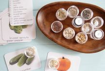 Natural products / Using natural products in pre school