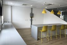 Vandemoortele - Design & Build / Vandemoortele have moved to a 5,500 sq ft office in Charta House in Staines. We've been selected to #design and #build the space, following extensive consultation and collaboration with the client. #officespace #workplacedesign #interiordesign #officeinspiration
