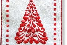 Christmas quilts - JOULU / Ulla's Quilt World