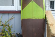 Mini Simmons / Mini Simmons Inspired surf boards AKA Modern Planing hulls