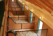 Horse Stall Partitions / We offer several styles of horse stall partitions that serve as dividers between horse stalls