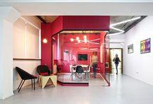 Interior Design-Idee – Farbe Verwenden, Um Einen Bereich Definieren