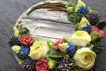 Ciasteczka kwiatowe