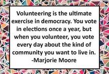 Volunteering and Internships / by MOCSA