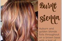 Get my hair did / Hair ideas / by Megan Borgia