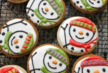 Cookies / by Rebecca Watson Barnhart
