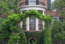 Casas de Charleston