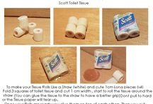 4 rouleaus papier toilette