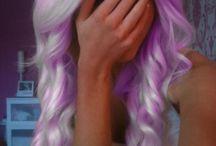 mix saç renkleri