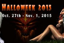 Halloween  Lifestyle / Halloweek Complete Takeover 2016 at Desire Pearl Resort and Spa Oct 28th - Nov. 2nd, 2016 http://www.luxury-lifestyle-vacations.com/Halloween_Desc2016.asp