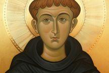 Ikona Św. Antoni  z Padwy