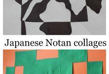 japanese art for afterschool