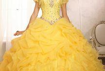 vestido quinceaños