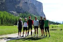 Corsa della settimana/Laufwoche/Running Camp June 2013