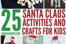 Christmas and Holiday fun for kids / Fun Christmas activities, decor, food and snacks, crafts, and projects to do with your kids this holiday season! Ideas for gifts to make, advent, teaching your kids about the birth of Christ.