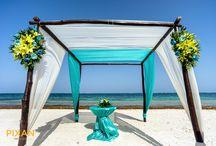 Wedding J&W Azul Beach / A Wedding Day in Azul Beach Hotel