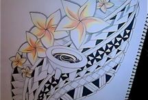 Favourite PolyArt / Making home made art and craft with a Polynesian flavour!