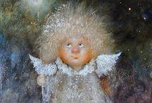 ангелы Чувилевой