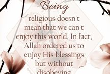 Islam is Beautiful / Reminder to oneself