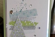 Cards - Festival of Trees / by Hill Country Stampin'