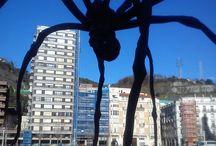 Bilbao y abuela