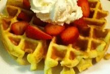 Waffles / It's so so good