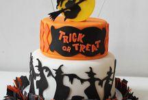 Halloween / Idee torta